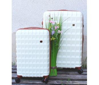 Cestovný kufor SET356/PANNA - 2 KUFRE