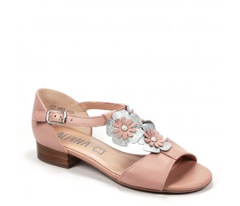Dámske sandále SOREL 9K57-2 NUDE/SILVER