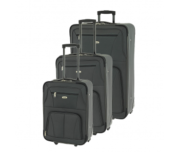 Cestovný kufor SET748/ ANTRACITE