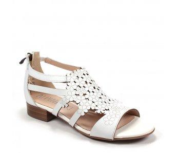 Dámske sandále SOREL 9J35-1 BIANCO