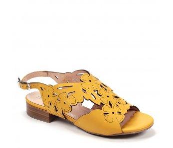 Dámske sandále SOREL 9J72-2 YELLOW
