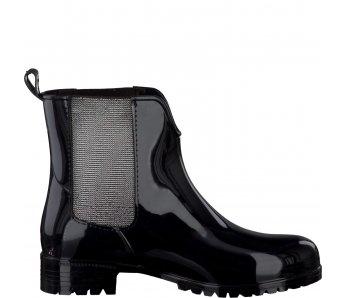 Vychádzková obuv TAMARIS 1-1-25445-37-001 BLACK