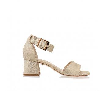 Sandále SoloFemme SF80805-13-h40/000-07-00 ZLATA