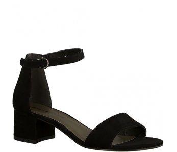 Sandále 1-1-28201-22 001 BLACK