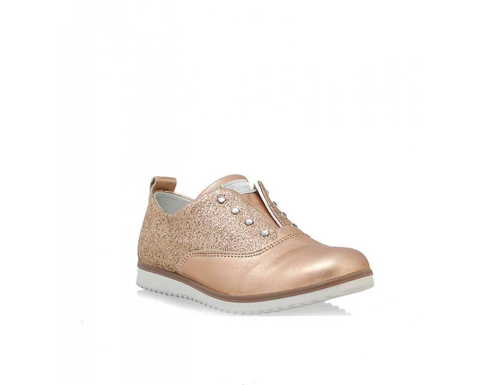 Detská obuv PRIMIGI 1365822 RAME/CHAMPAGNE
