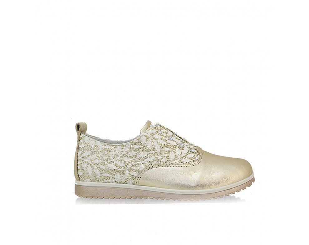 Detská obuv PRIMIGI 1365811 PLATINO 27-30