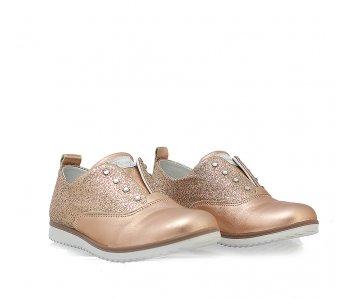 Detská obuv PRIMIGI 1365822 RAME/CHAMPAGNE 31-35
