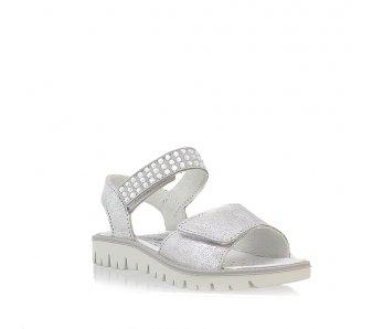 Dievčenské sandále 1382500 ARGENTO/PERLA 27-30