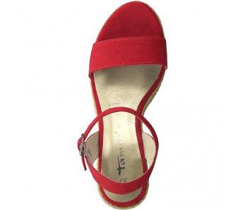 Sandále 1-1-28300-22 619 LIPSTICK