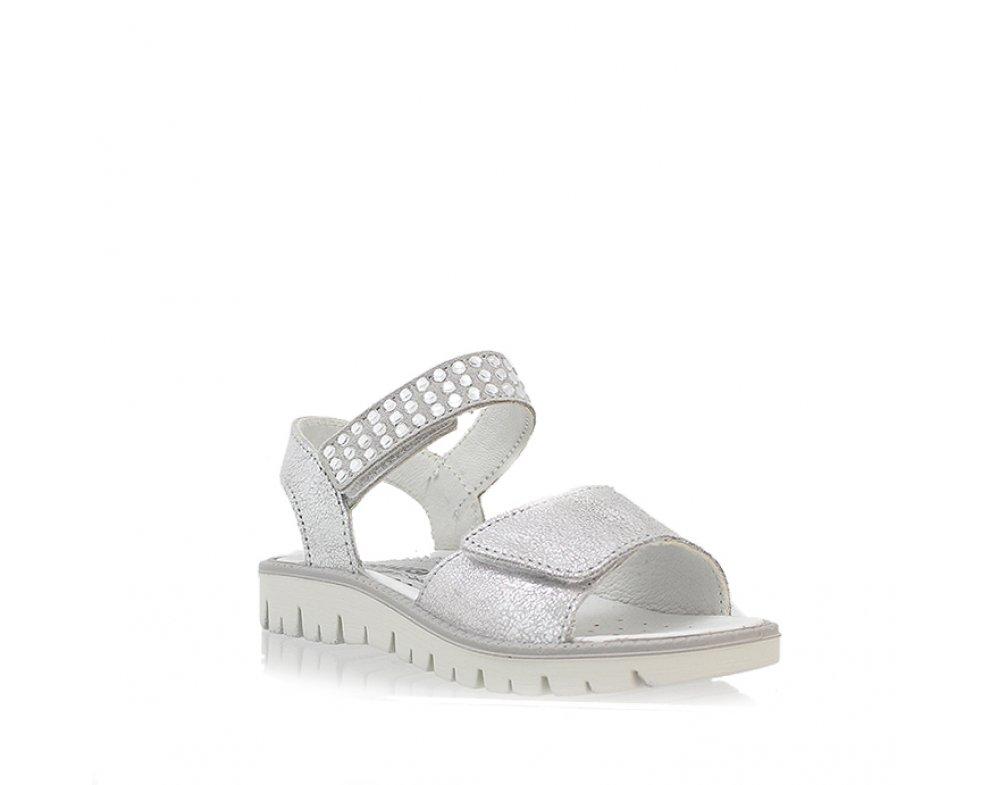 a5adc34b8c5f ... Dievčenské sandále 1382500 ARGENTO PERLA 31-35 ...