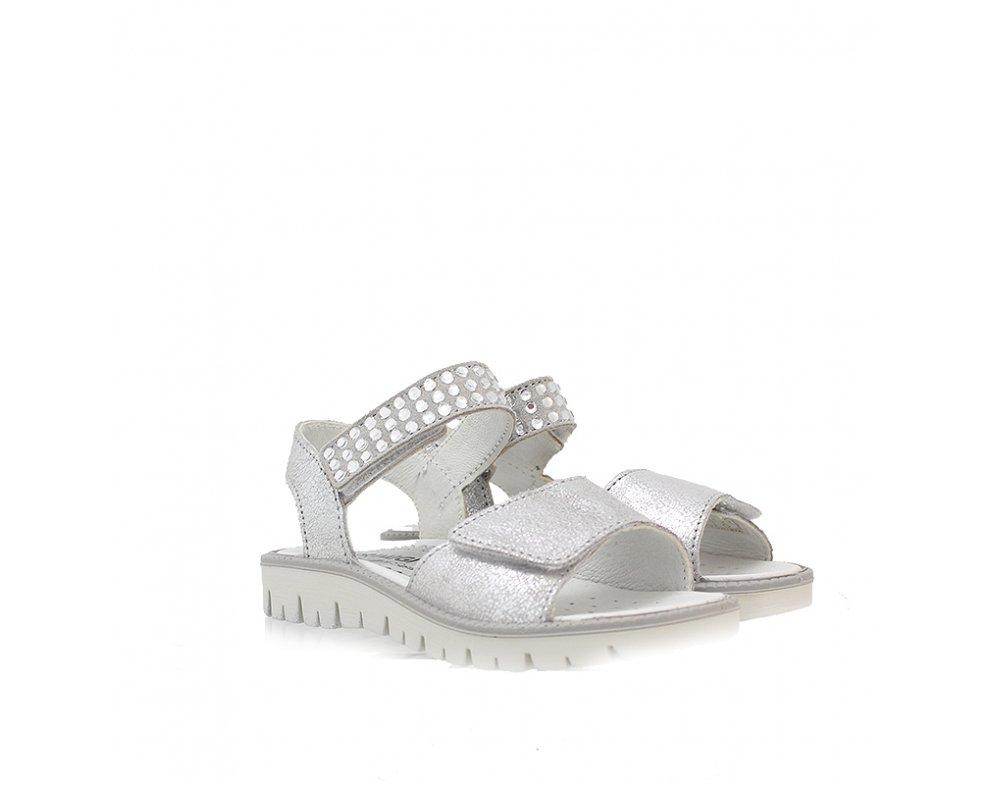 Dievčenské sandále 1382500 ARGENTO/PERLA 31-35