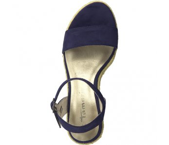 Sandále 1-1-28300-22 770 NAVY UNI