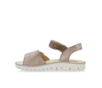 Dievčenské sandále 1382522 TAUPE 27-30