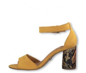 Sandále 1-1-28055-32 627 SAFFRON