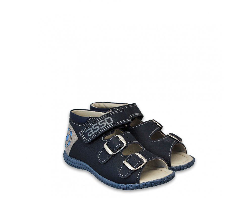 Detské sandále AS2067-005 F