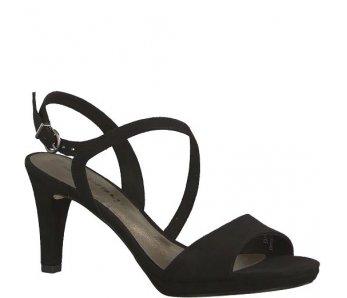 Sandále 1-1-28318-22 001 BLACK