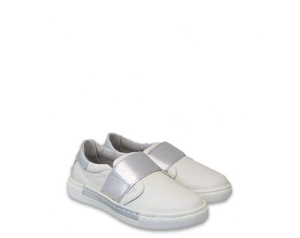 Detská obuv 21034-007 BLANC