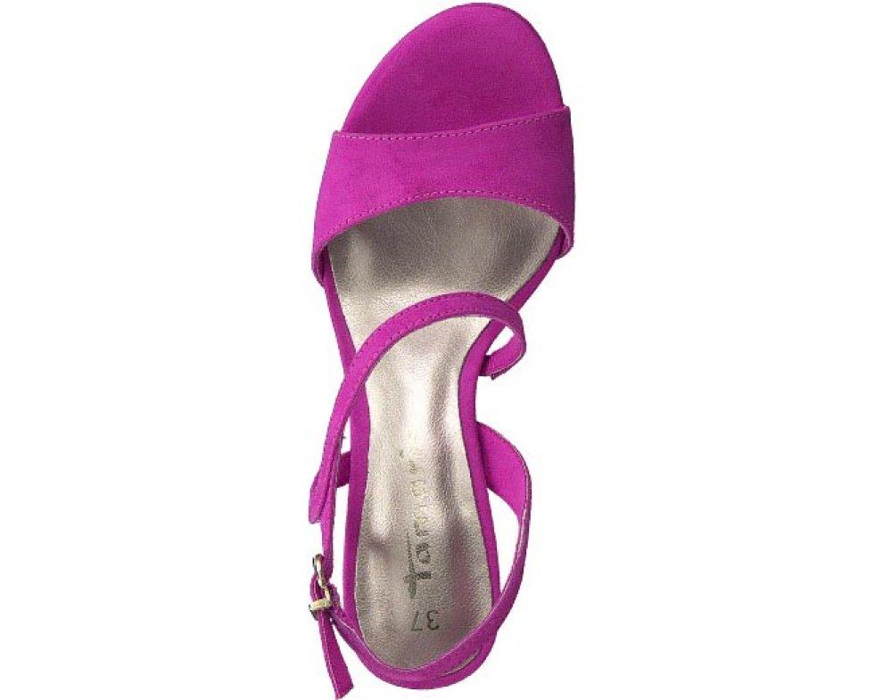 Sandále 1-1-28318-22 513 FUXIA