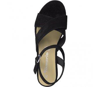 Sandále 1-1-28333-22 001 BLACK