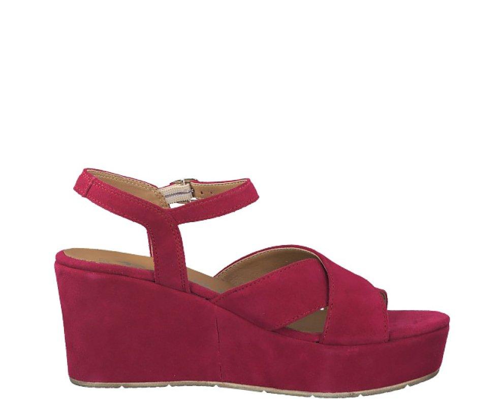 Sandále 1-1-28333-22 513 FUXIA