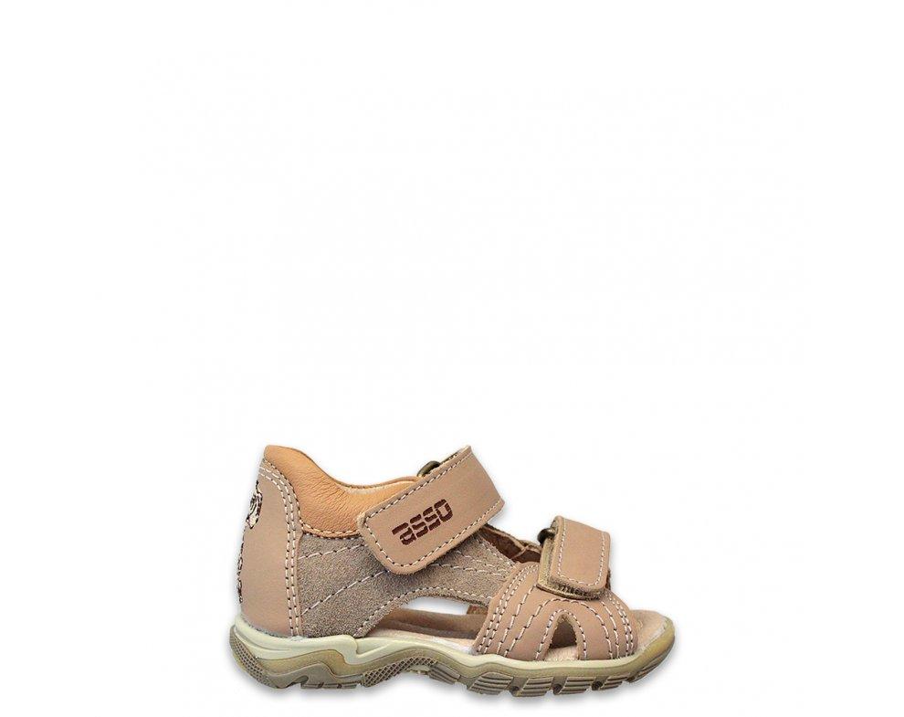 Detské sandále AS1155-004 JUMBO