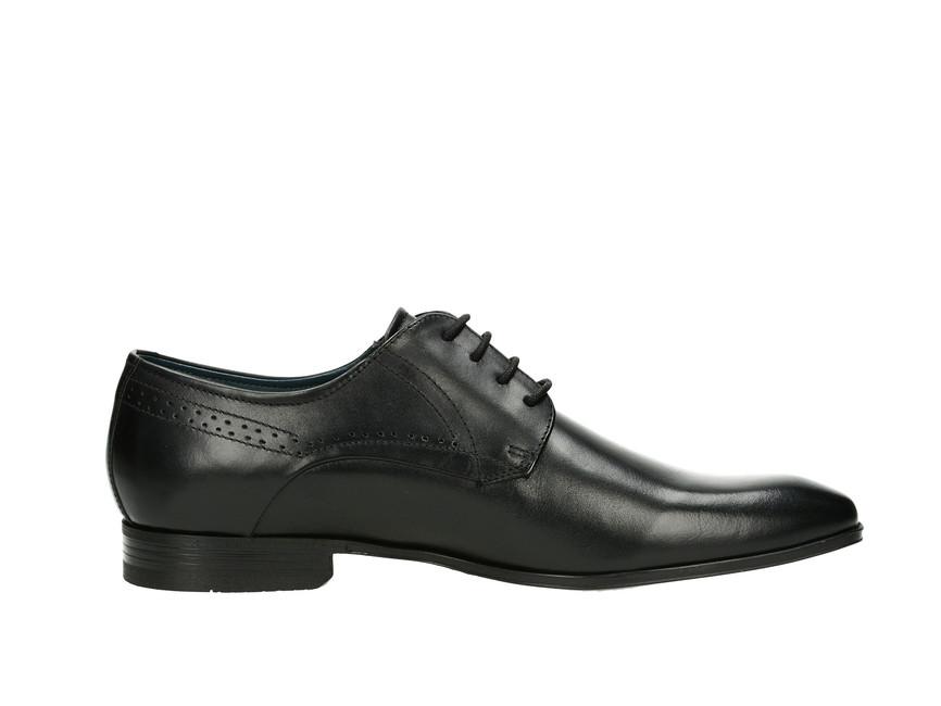 Spoločenská obuv Bugatti U18011-100  ef2e013f225