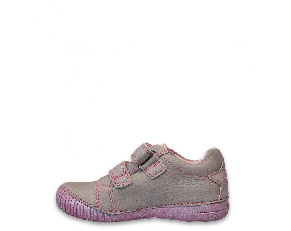 Detská obuv D.D.Step 036-703M CREAM