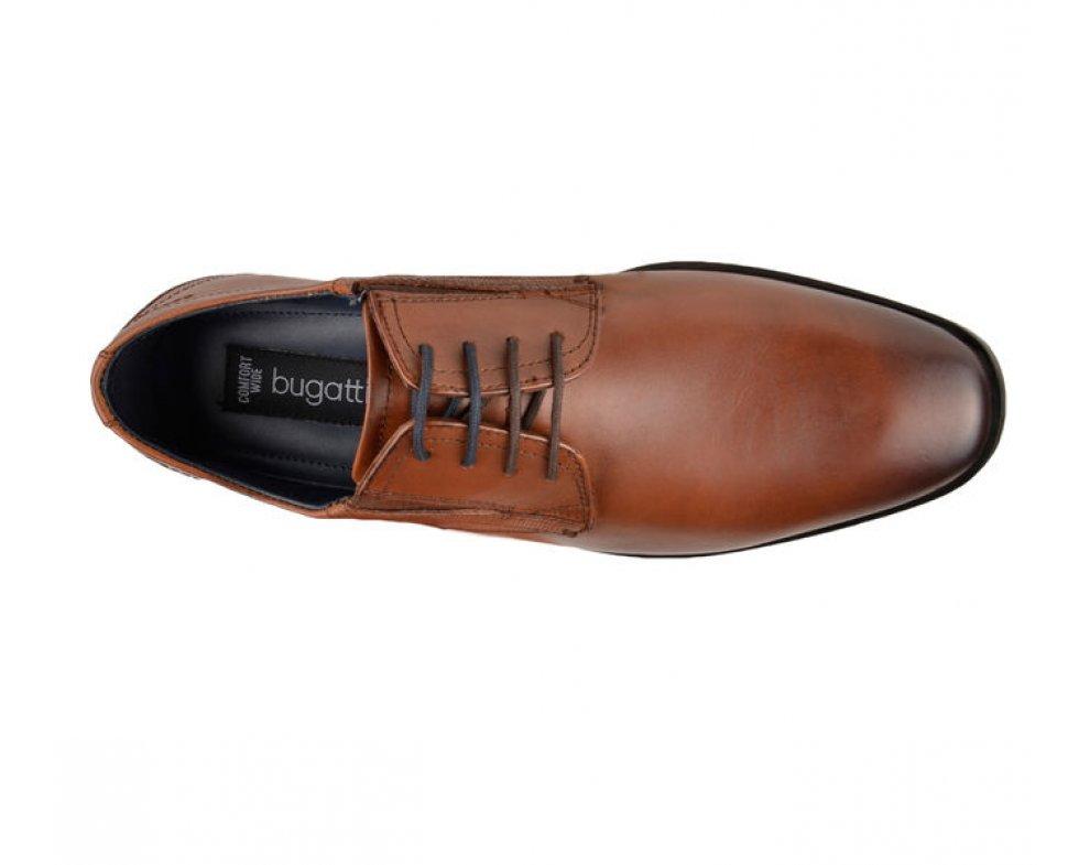 Spoločenská obuv Bugatti R3505-1W-644