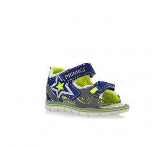 Detské sandále 1363211 NAVY/LIME