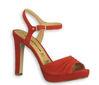 Sandále 1-1-28376-22 515 LIPSTICK