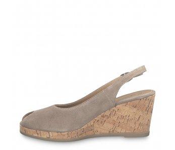 Sandále 1-1-29303-22 320 NATURE/CORK