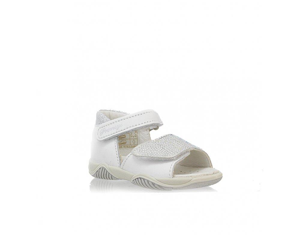 Dievčenské sandále 1362600 BIANCO