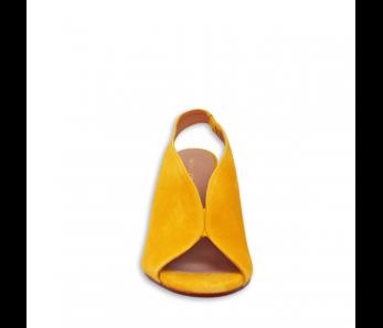 Sandále SZ2088/603 ŽLTÁ SEMIŠ