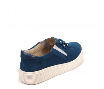 Slip on tenisky 8A22-3 ORION/BLUE