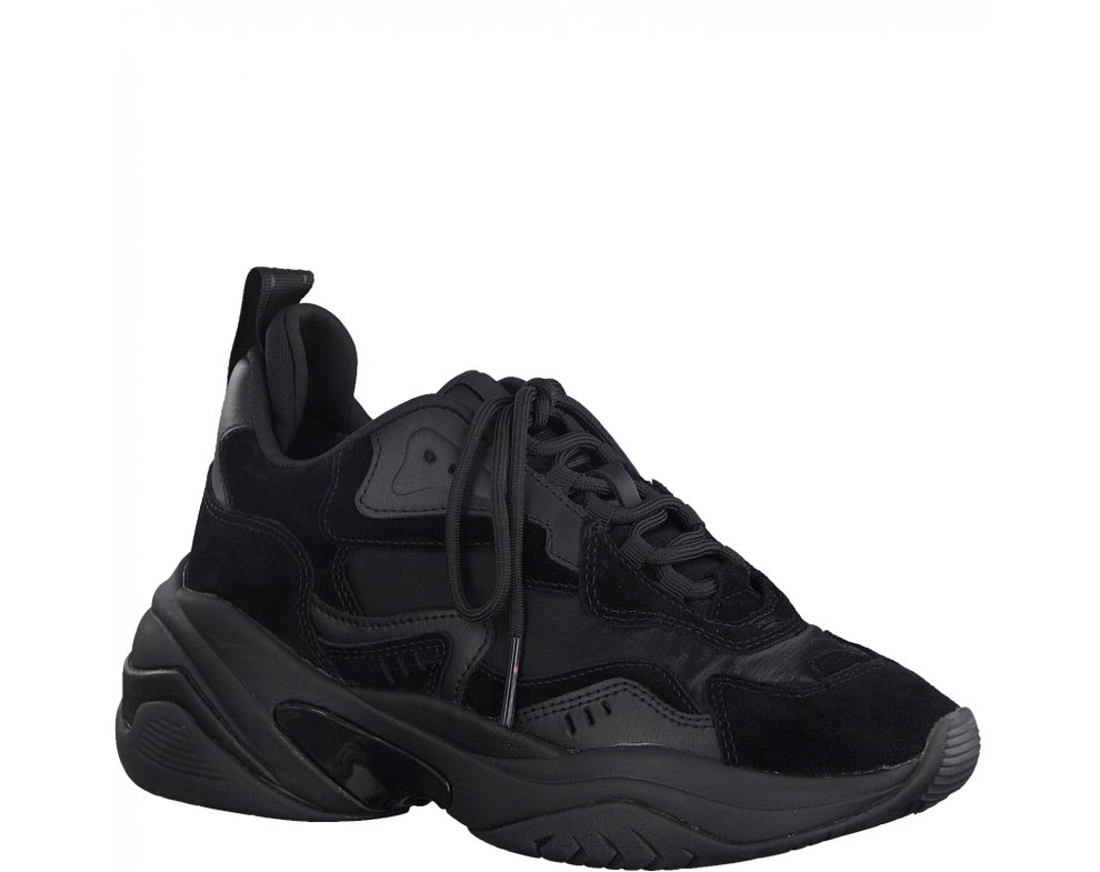 Sneakersy Tamaris 1-1-23738-25 007 BLACK UNI