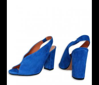 Sandále SZ2088/542 MODRÁ SEMIŠ