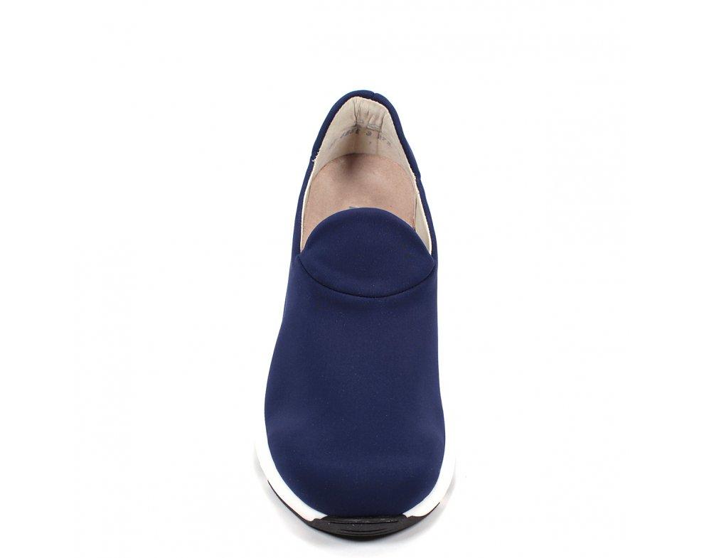 Slip on tenisky 8B54-3 BLUE