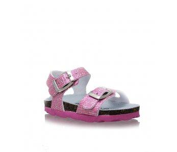 Dievčenské sandále GS1846FF/ALASKA PORPORA 18-27