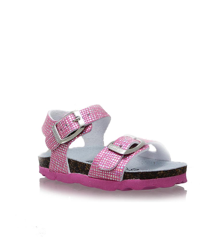 227a3dccd0ae Dievčenské sandále GS1846FF ALASKA PORPORA 28-34