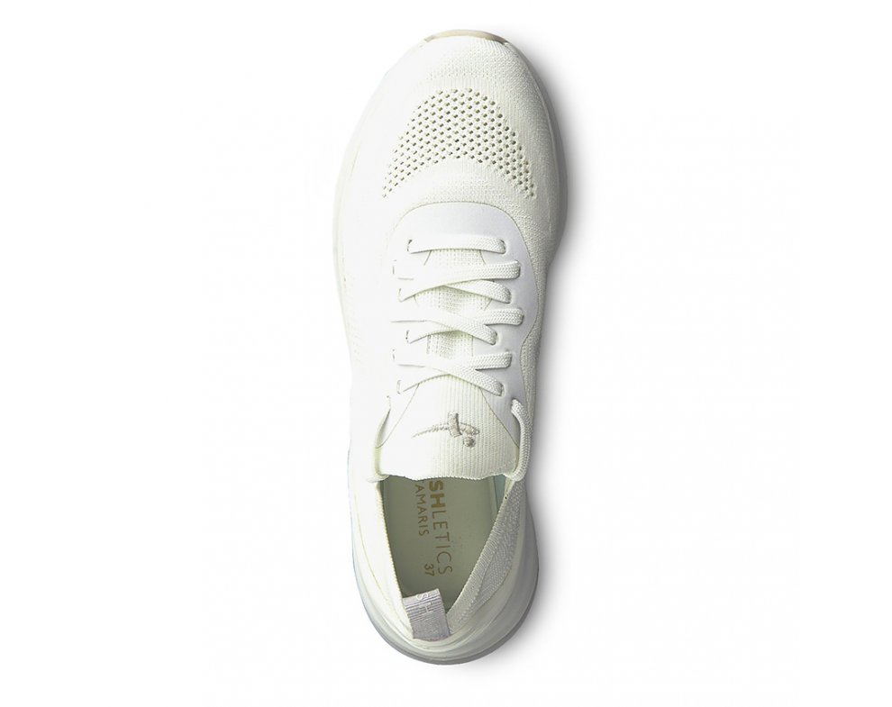 Sneakersy 1-1-23705-22 100 WHITE