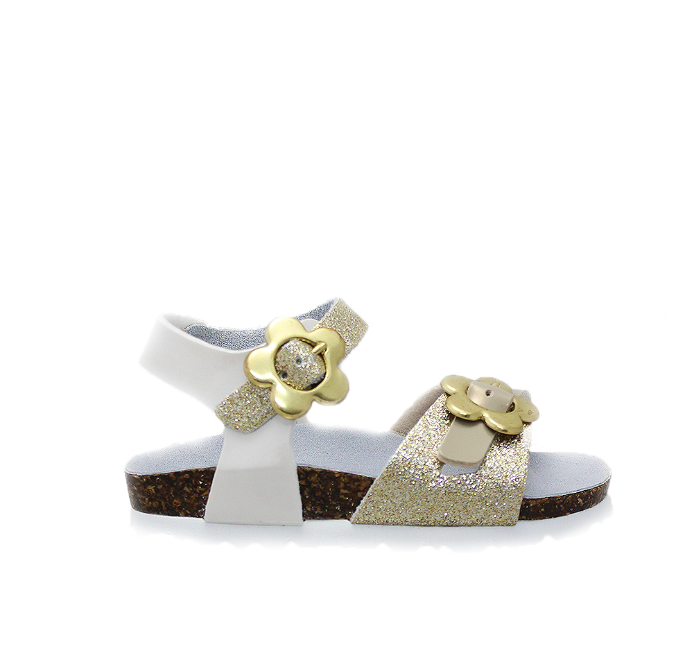 e7784d5f52 Dievčenské sandále GS1846F LUX PLATINO 24-27