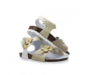 Dievčenské sandále GS1846F LUX PLATINO 24-27