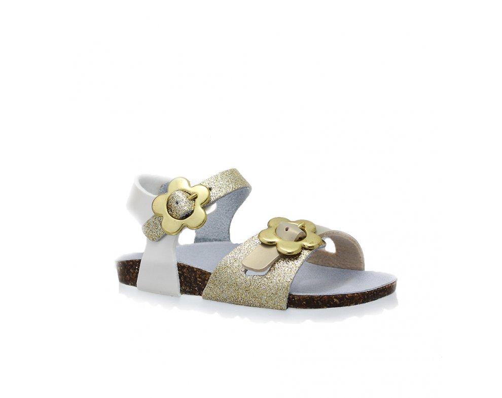 Dievčenské sandále GS1846F LUX PLATINO 28-30