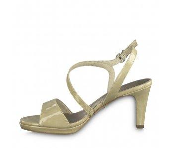 Sandále 1-1-28319-22 428 DUNE PATENT