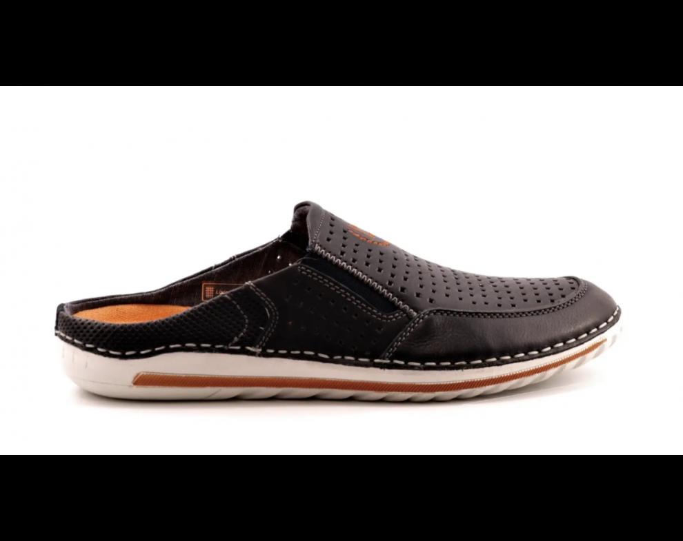 Pánske topánky BUGATTI 321-71291-1000 dark blue