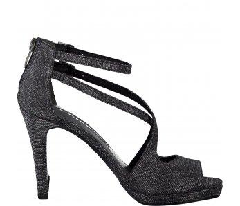 Spoločenská obuv TAMARIS 1-1-28301-37-001 BLACK