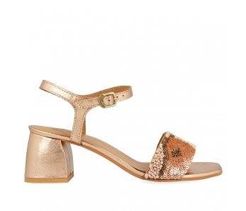 Sandále GP45283 NUDE