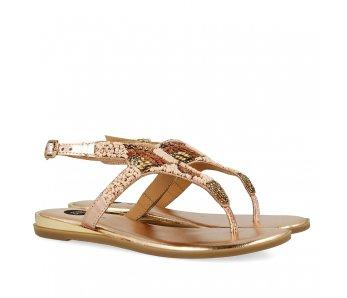 Sandále GP45281 NUDE