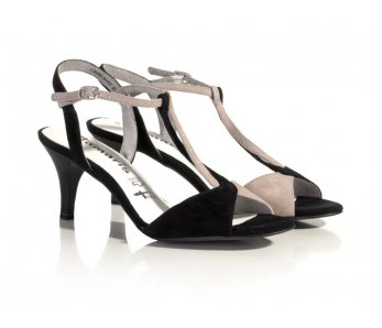 Sandále Tamaris 1-1-28365-26 027 BLACK/PEPPER