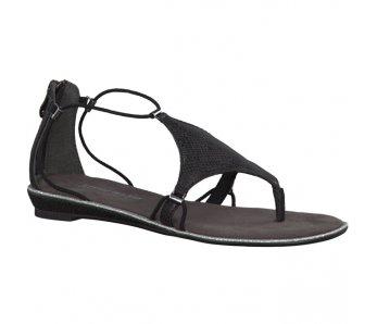 Sandále Tamaris 1-1-28112-26 006 BLACK